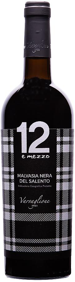 12 e mezzo Malvasia Nera del Salento, 2015, 0,75 l - vinařství Varvaglione