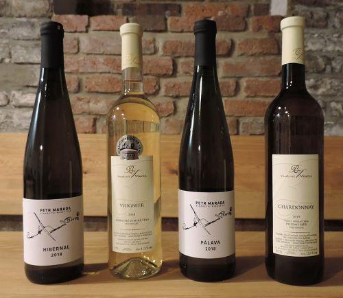 novinky z vinařství Výmola a Marada