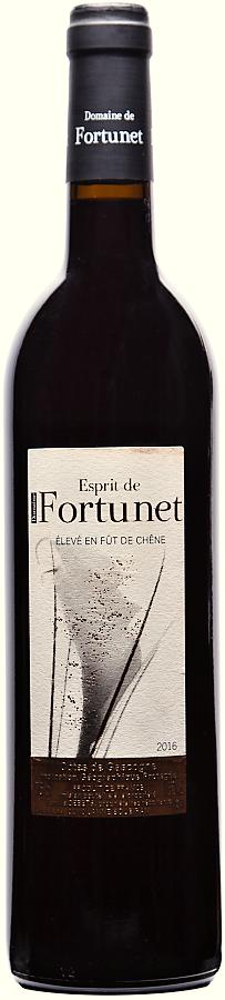 Esprit de Fortunet - Domaine de Fortunet, 2016, suché, 0,75 l