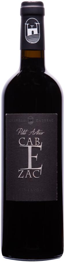 Petit Arthur - Chateau Cabezac, 2016, suché, 0,75 l