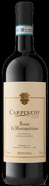 Rosso Di Montepulciano DOC, 2017, 0,75 l - vinařství Carpineto