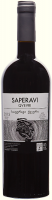 Shavi Jikhvi Saperavi, Kvevri, suché, červené víno, 2013, 0,75 l